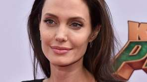 Actress Angelina Jolie will be a visiting professor