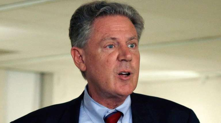 Rep. Frank Pallone Jr. has found that NFL