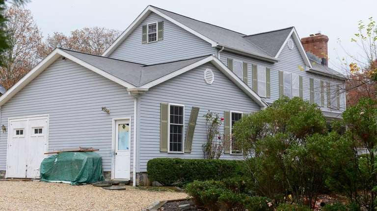 Officials charged the owner of this East Hampton