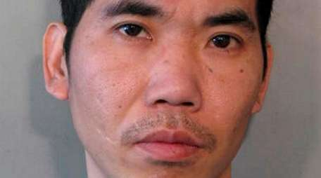 Guoguang Lin, 35, was charged with second-degree