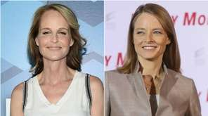 Helen Hunt, left, tweeted Monday, May 23, 2016