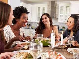 Tips for having a great dinner party.
