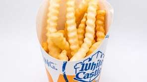 White Castle and more fast food french fries