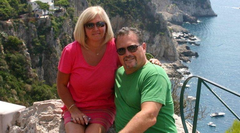 Ellen and Ron Kaiser of Dix Hills will
