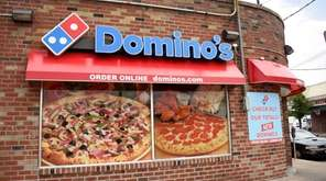 Domino's Pizza Inc. and three New York area