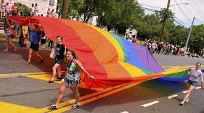 The Long Island Gay Pride Parade and PrideFest
