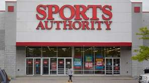 Sports Authority, 2110 Nesconset Hwy. in Stony Brook,