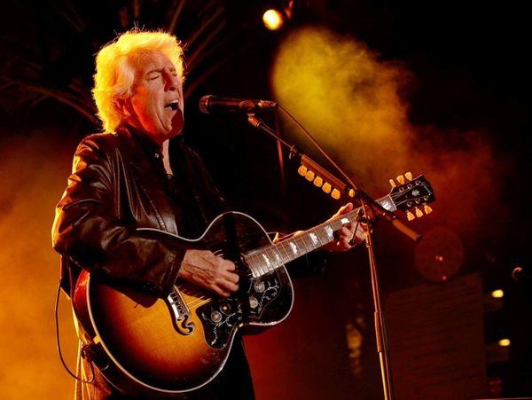 Singer-songwriter Graham Nash headlines the final night of