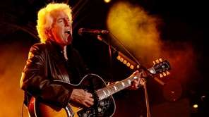 Singer-songwriter Graham Nash headlines the final night of