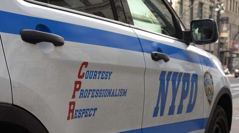 An NYPD official who was disciplined last month