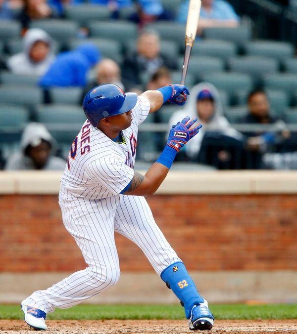 Yoenis Cespedes' 15 home runs led the major