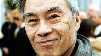 English character actor Burt Kwouk, best known for
