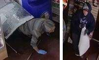 Suffolk County police have released surveillance images of