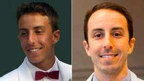 Michael Milone was Chaminade High School's valedictorian in