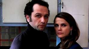 Matthew Rhys and Keri Russell star in FX's