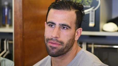 New York Jets tight end Jace Amaro answers