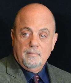 Gov. Andrew Cuomo, left, interviewed Billy Joel for