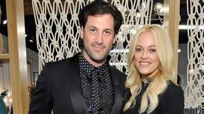 Maksim Chmerkovskiy and Peta Murgatroyd may have a