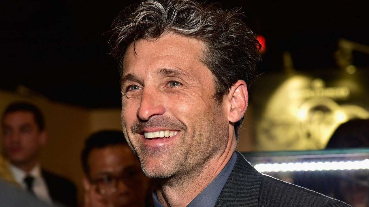 Patrick Dempsey says he and his wife Jillian