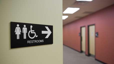 A dispute about bathroom rights turned into a