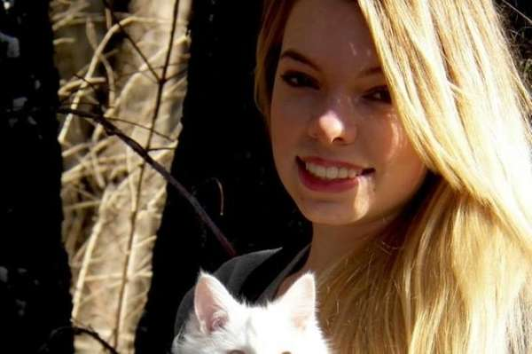 Lauren Stephan, 18, was killed in a car