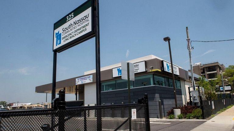 South Nassau Communities Hospital's Long Beach Emergency Department