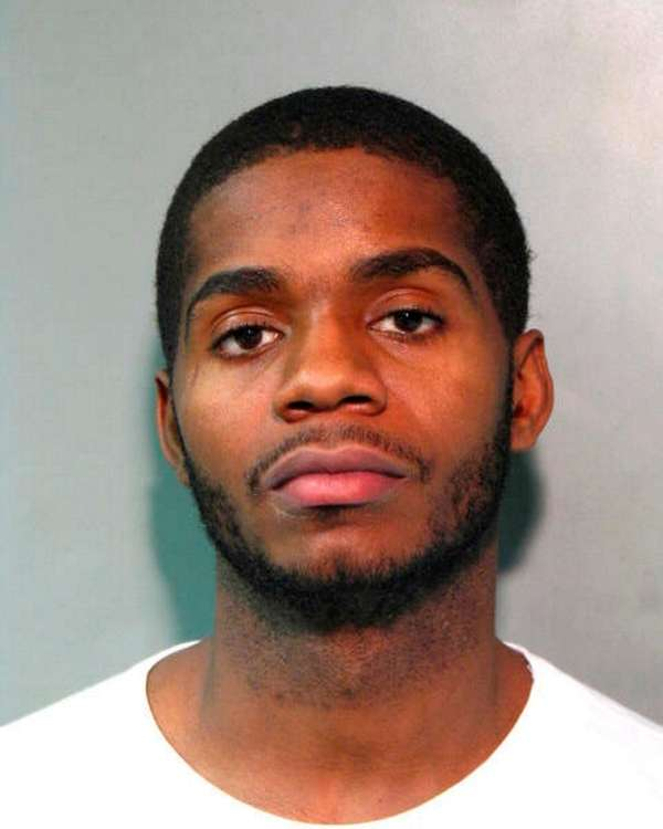 Kyle Brown, 27, of Brooklyn, was arrested by
