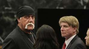 Hulk Hogan, whose given name is Terry Bollea,