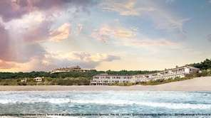 Gurney's Montauk Resort is putting 12 new, oceanfront
