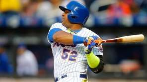 Mets slugger Yoenis Cespedes has stopped chasing bad