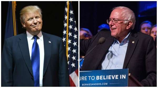 Donald Trump and Bernie Sanders have expressed interest