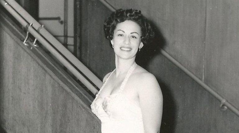 Holocaust survivor Annabelle Bettelheim of Garden City South,