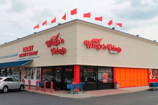 Wings 'n Things has opened its second location