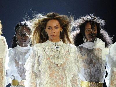 Beyoncé brings her