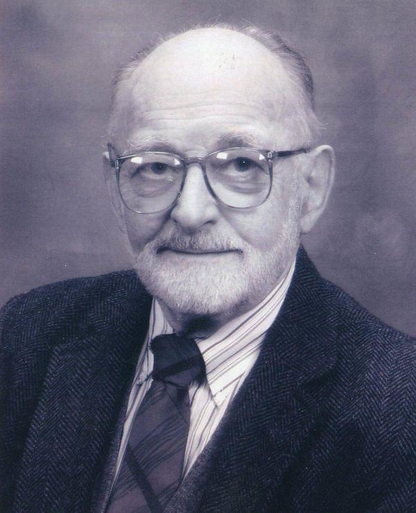 Herbert D. Rosenbaum, a longtime political science professor
