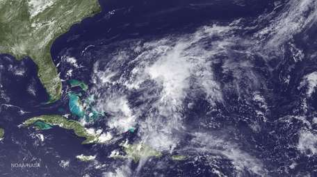This NOAA/NASA image released May 27, 2016, shows