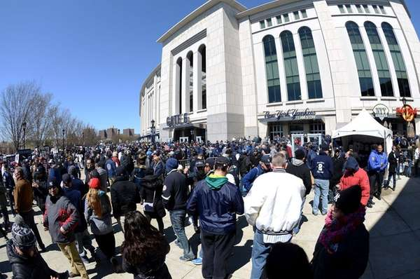 Yankees tickets now feature variable and dynamic pricing | Newsday