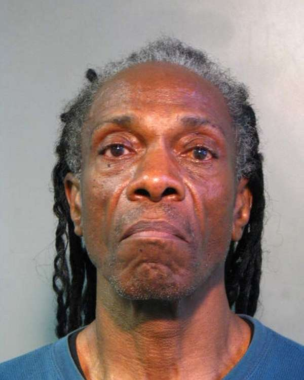 David Hughes, 61, of Westbury, was charged Friday,