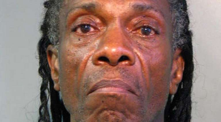 David Hughes, 61, of Westbury, was charged Friday,