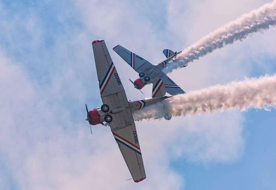 Gieco SkyTypers in Action