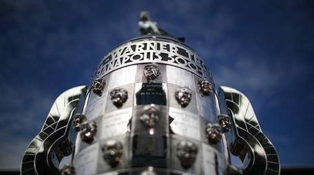 The Borg-Warner trophy will be presented to