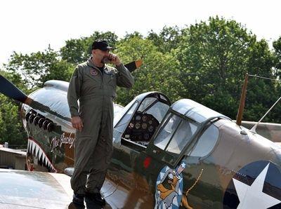 Bill Gordon, the pilot of a World War