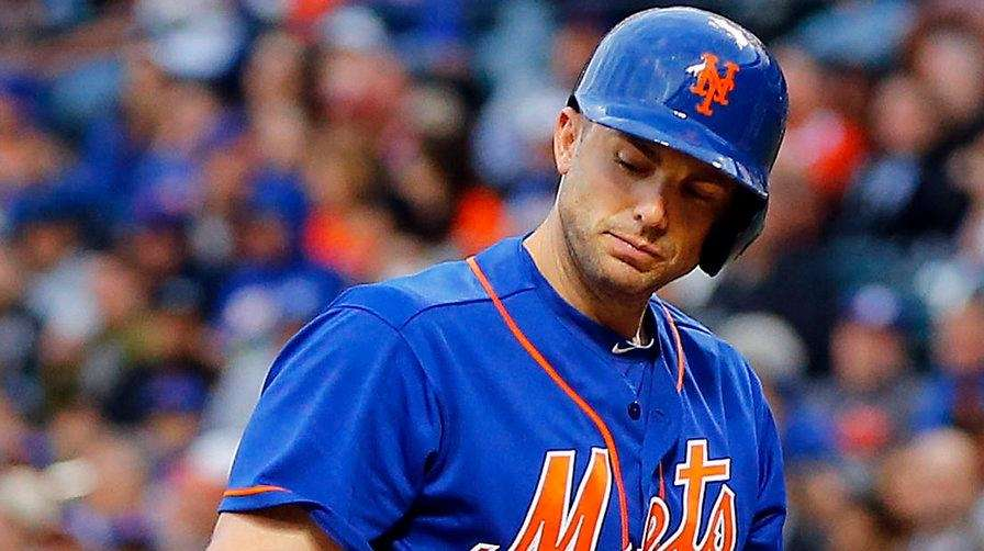 David Wright is dealing with neck issues to
