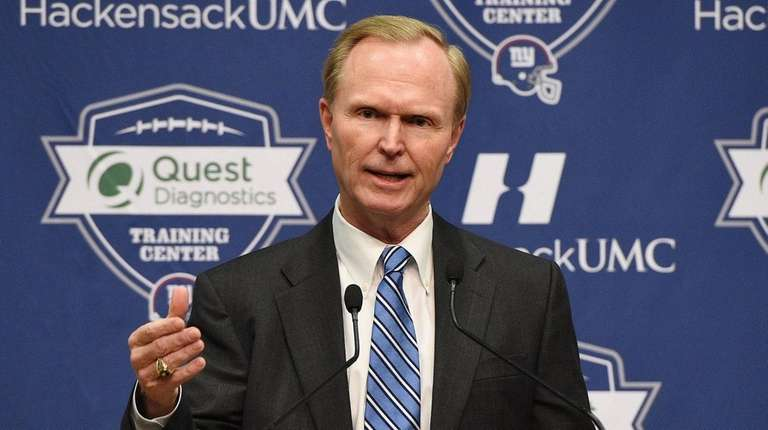 New York Giants President and Chief Executive Officer