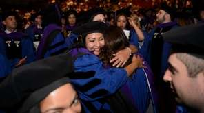 Touro Law Center graduate Keltic Sanchez of Jackson