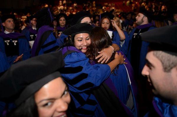 Touro Law Center graduate Keetick Sanchez of Jackson