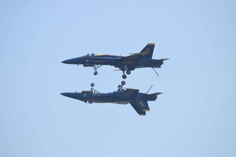Friday May 27, 1951 Blue Angels