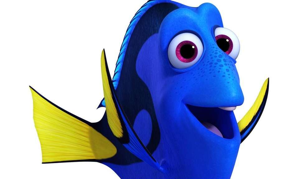 Dory has found a home with Marlin and