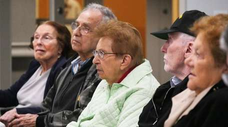 The Long Island Alzheimer's Foundation sponsors a memory