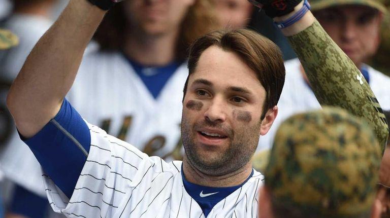 New York Mets second baseman Neil Walker is